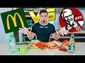 Gambar cover MCDO VS KFC : QUI EST LE PLUS HEALTHY ?!   CÉDRIC