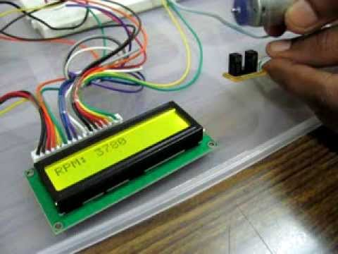 Sensor de infrarrojos CNY70 como entrada digital