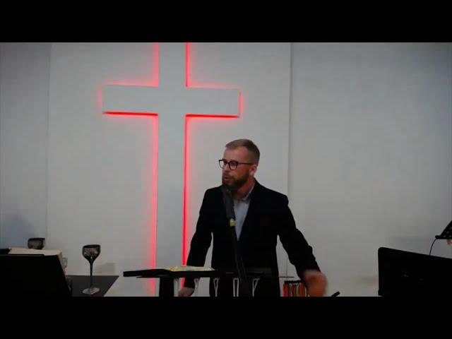 Małżeństwo to początek   czyli przeprawmy się na drugi brzeg -  Pastor Sławomir Ciesiółka