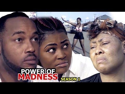 Power Of Madness Season 1 - 2018 Latest Nigerian Nollywood Movie   Full HD English Movie