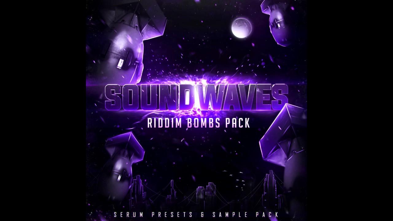 FREE RIDDIM SAMPLE PACK & RIDDIM SERUM PRESETS (Soundwaves Riddim Bombs  Pack)