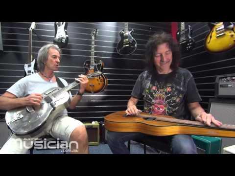 KEVIN BORICH & GWYN ASHTON - Acoustic Blues