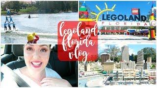 Orlando Vlog 2017 | LEGOLAND Florida