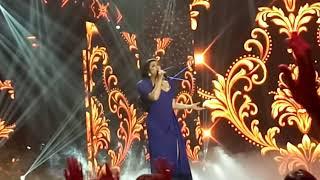 Regine Velasquez singing Saan Ka Man Naroroon at ASAP Natin To stage.  ❤