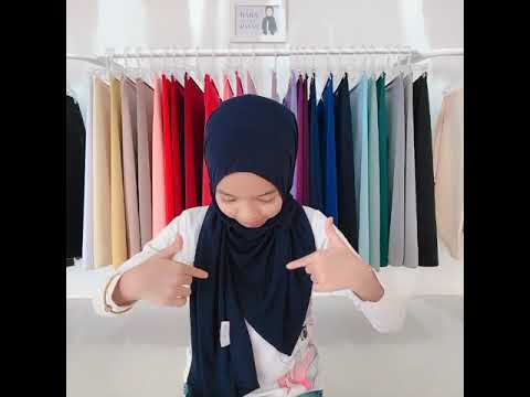 Bara Shawl Kids Hijab Video