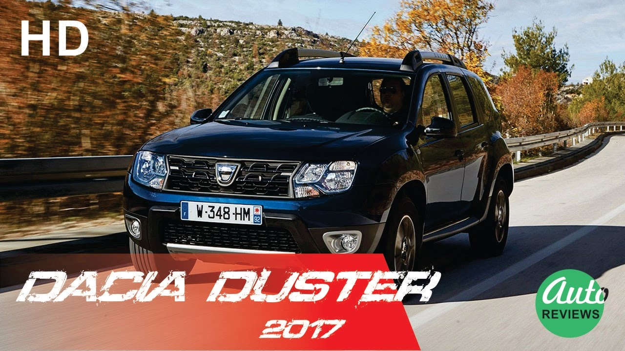 2017 dacia duster prestige youtube. Black Bedroom Furniture Sets. Home Design Ideas