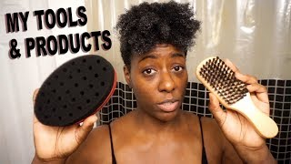 CURLY NATURAL HAIR ROUTINE - SIMPLE WASH N GO - STEP BY STEP