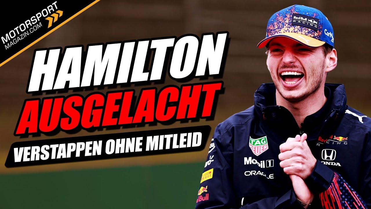 Download Verstappen lacht Hamilton aus! Keine Angst vorm Weltmeister