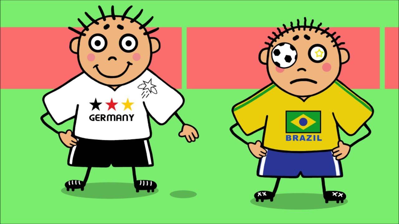 Deutschland Brasilien