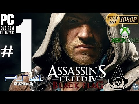 Assassin's Creed IV: Black Flag Español Parte 1 Prologo PC/PS4/XboxOne Guía Sincronizacion