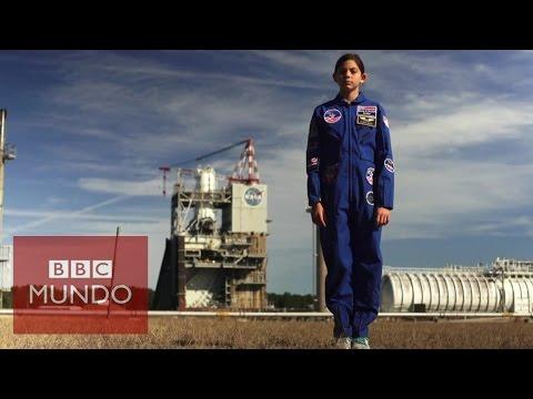 La Niña Astronauta Que La NASA Entrena Para Ir A Marte - BBC Mundo