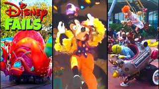 Top 10 Disney Fails & Bloopers- Part 7 | 100,000 Subscribers!