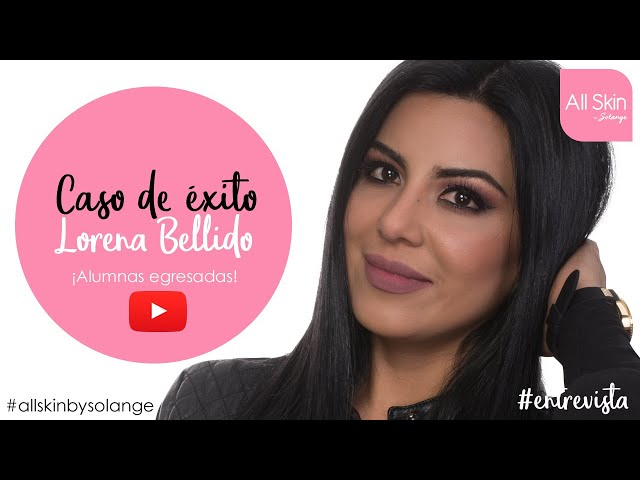 Caso de Exito Lorena Bellido