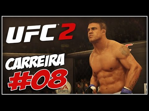Ea Sports UFC 2: Modo Carreira 8 - Desafio do Vitor Belfort Xone PT-BR