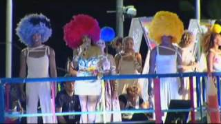 Daniela Mercury e Ivete Sangalo - Baianidade Nagô - Carnaval 2011