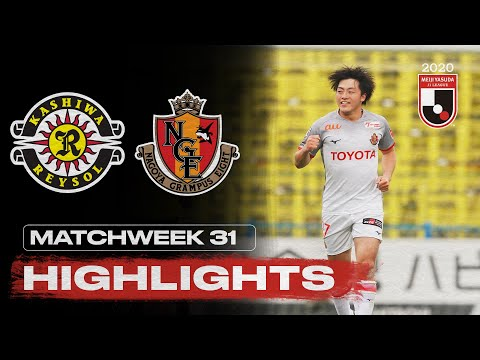 Kashiwa Nagoya Goals And Highlights