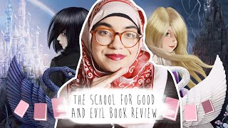 the School for Good and Evil by Soman Chainani   InkBonesBooks