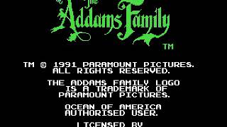 Addams Family, The (NES) Music - Life Lost