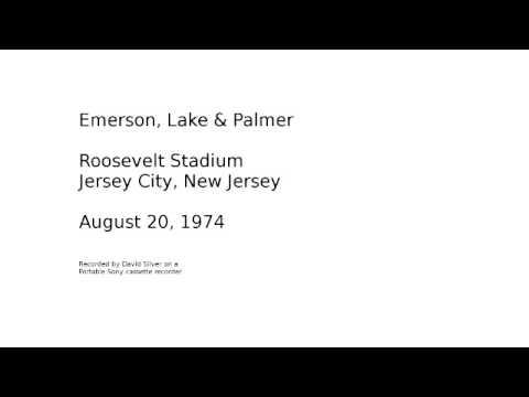 ELP Live (audio) 1974 Roosevelt Stadium