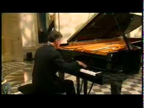 Michel Dalberto - Liebesträume No.3(F.Liszt)