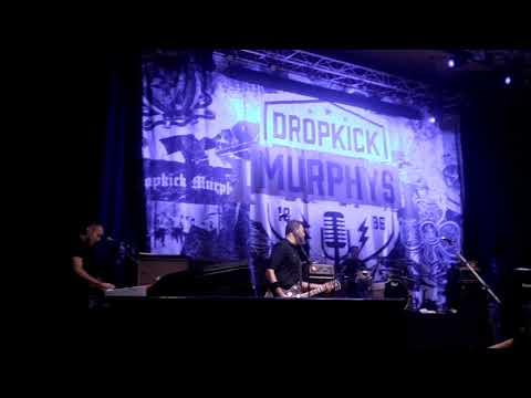 Dropkick Murphys - Don't Tear Us Apart Bogotá 04 de noviembre 2017