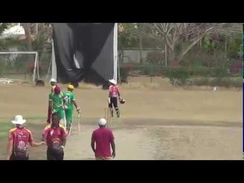 Wanderers vs YMPC T20 Warm Up 2015