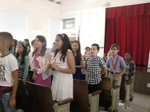 Coconut Grove Elementary School 4th Grade Award Ceremony 2015-2016