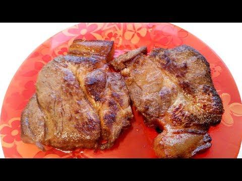 стейк на кости свиной рецепт пошагово