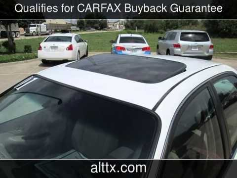 Auto Locators Of Texas >> 2001 Honda Accord with LEATHER AND SUNROOF EX w/Leather Used Cars - Plano,TX - 2014-06-19 - YouTube