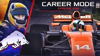 F1 2017 Career Mode Part 59: A NEW CHALLENGE