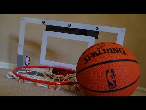 Mini Basketball Trick Shots 2 | Kid Magic