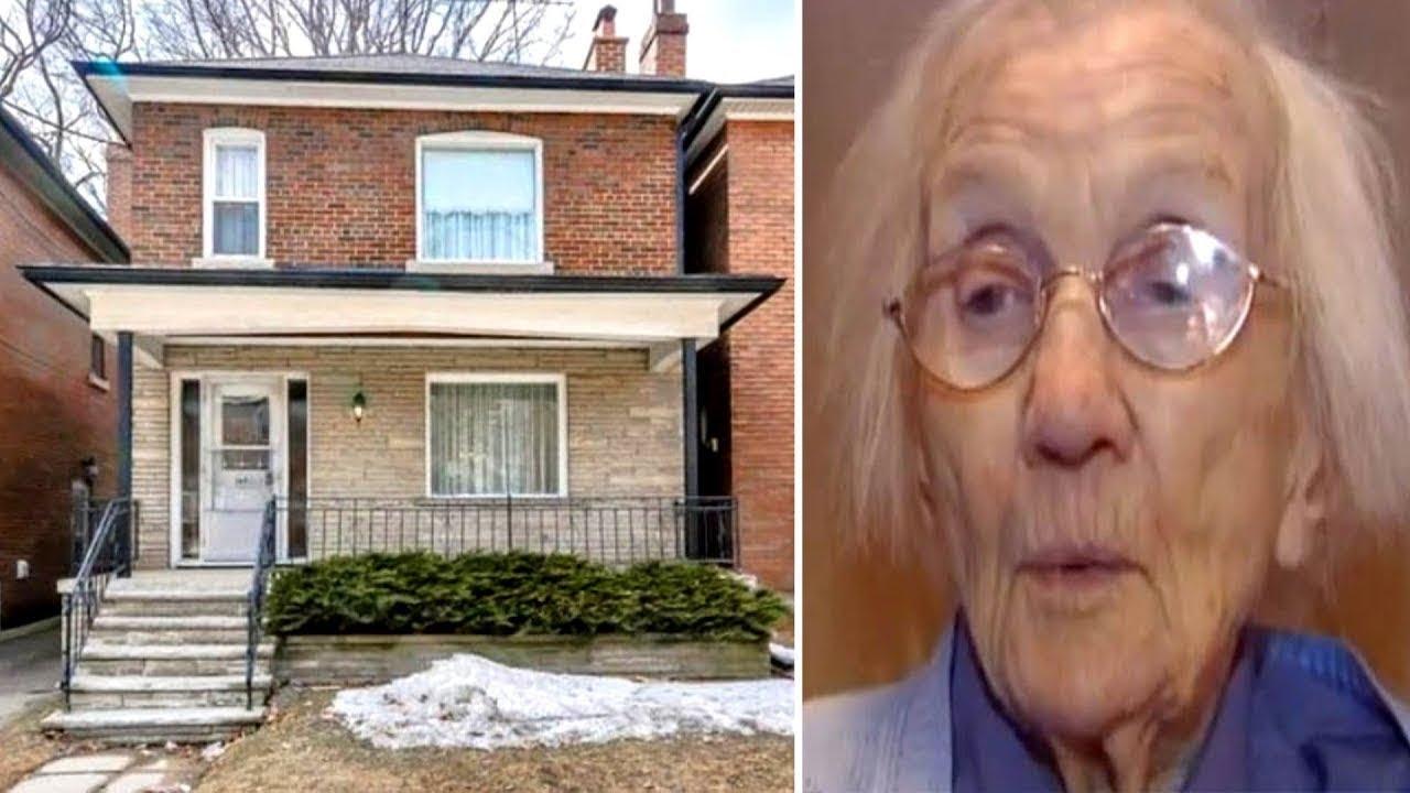 96 Yaşındaki Kadın Evini Sattı, Emlakçılar İçeride Buldukları Şey Karşısında Gözlerine İnanamadı