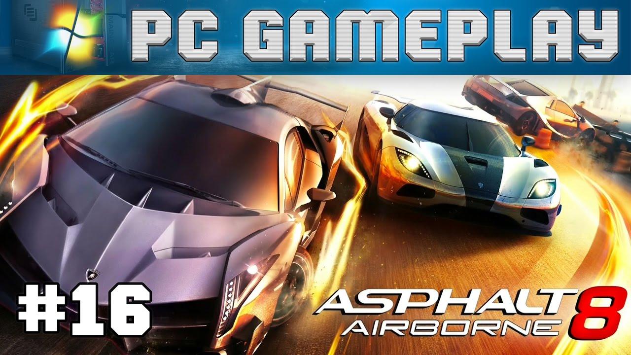 asphalt 8 airborne pc gameplay 16 youtube. Black Bedroom Furniture Sets. Home Design Ideas