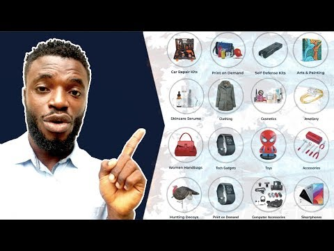 How To Find Hot And Fast Selling Products Without Any Tech Skills In 2019 | Hot Products To Sell
