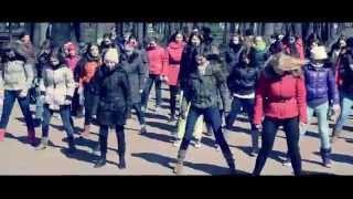 Flashmob Sis n Bro, LMFAO in Moldova!