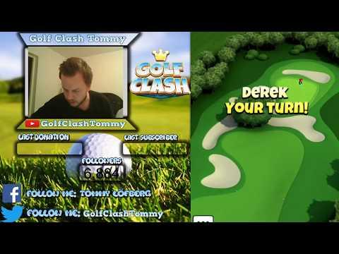Golf Clash LIVESTREAM, Prepare for the California Classic tournament