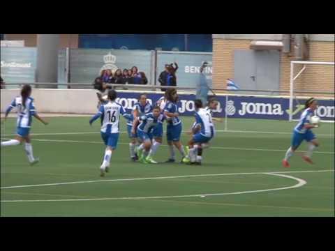 Resum Femení 2 - Sporting Club de Huelva 1 (Betevé)