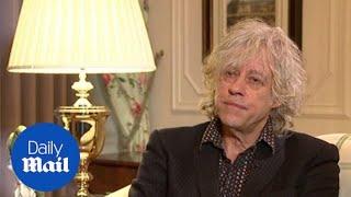 Sir Bob Geldof says he blames himself for Peaches' death - Daily Mail