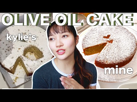 What does Kylie Jenner's Olive Oil Cake Taste Like? (Recipe)