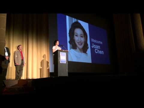 Joan Chen Introducing The Last Emperor 3D In the Castro Theater