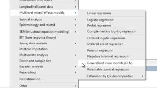 multilevel models for survey data in stata