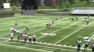 Raki Johnson #3 WR Green Tech (NY Section II) High School Class of 2016
