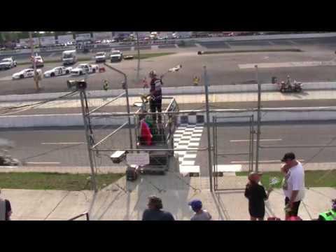 OSCAAR Pro Sprint Feature Sunset Speedway Velocity 250 2019