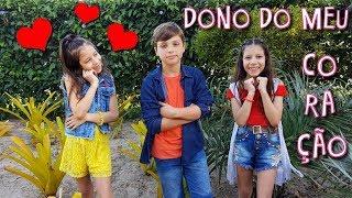 Download lagu DONO DO MEU CORAÇÃO CLIPE OFICIAL PLANETA DAS GÊMEAS MP3