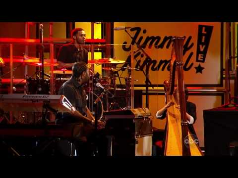 Lilith Artist Erykah Badu On Jimmy Kimmel Live