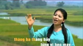 Karaoke Khúc Hát Sông QUê