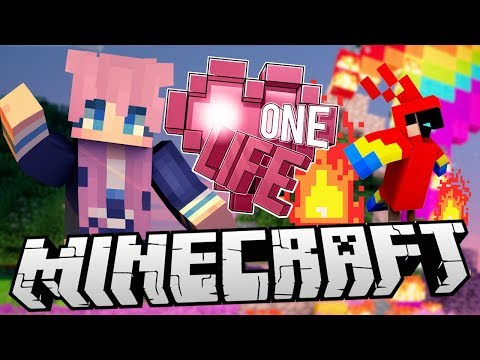 Parrot Rescue Patrol | Ep. 5 | Minecraft One Life 2.0