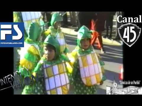 Crónicas de un Pueblo - Desfile Infantil Carnaval 1996