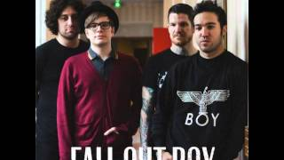 Fall Out Boy - Thnks Fr Th Mmrs (Acoustic)