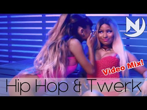 Best Hip Hop Party Twerk Hype Mix 2018 | Black RnB Urban Dancehall Hype Mix #81